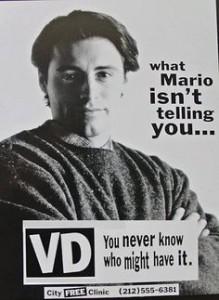 What Mario Isn't Telling You
