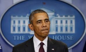 President Obama Give Statement on Oregon Shooting