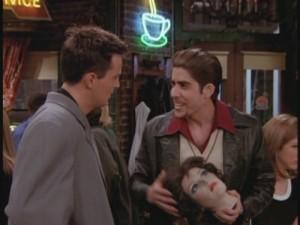 Chandler and Eddie